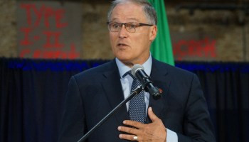 Washington Gov. Jay Inslee defends Amazon, calling Trump attacks 'unfounded and misguided'