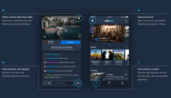 Microsoft-owned Mixer unveils redesigned app for more personalized game streaming