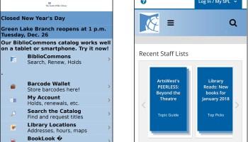 Seattle Public Library retiring SPL Mobile app in favor of newer responsive website