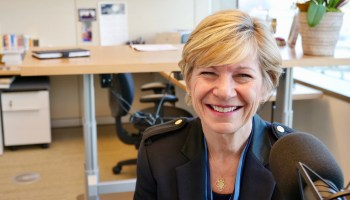 An 'awesome year'? Gates Foundation CEO Sue Desmond-Hellmann has a radical view on 2017