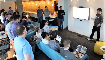 AI2 team meeting
