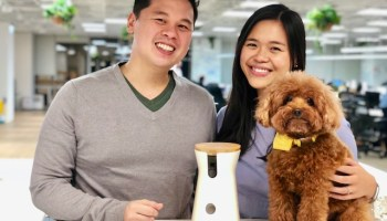 Startup Spotlight: An AI-enabled, treat-tossing doggie camera launches Tomofun's success