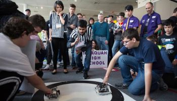 Unified Robotics program for intellectually disabled students looks to keep growing