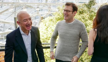 'The plants look happy': Jeff Bezos, with help from Amazon's Alexa, opens 'remarkable' Spheres