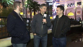 CES Day 1 recap: Voice assistants and AI dominate early headlines as rain falls on tech show