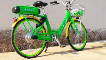 Lime expands beyond Seattle as nearby Bellevue launches bikeshare pilot