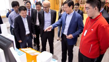 Microsoft and Chinese electronics giant Xiaomi deepen ties with new AI and cloud partnership