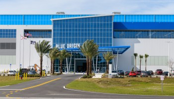 Jeff Bezos' Blue Origin has big plans to expand New Glenn rocket factory in Florida