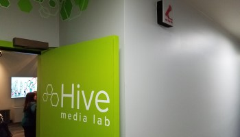 One-of-a-kind Hive Media Lab launches in Seattle, on a mission to invent the future of media