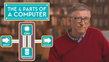 Bill Gates stars in new Code.org 'How Computers Work' video series to run on Alaska Airlines flights