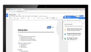 Google beefs up G Suite with some AI, takes Hangouts Chat out of beta