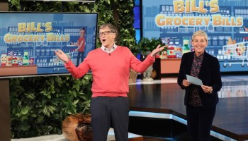 Don't shop with Bill Gates: Software mogul appears on 'Ellen,' badly flunks grocery price quiz
