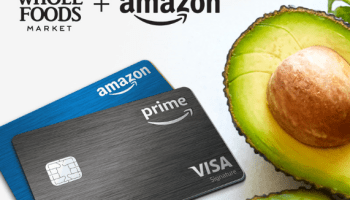 Amazon extends 5% back Prime credit card benefits to Whole Foods purchases