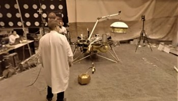 Mars testbed