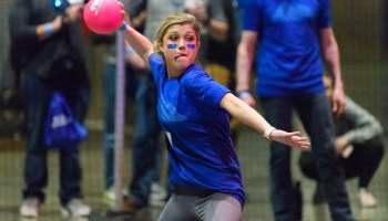 Dodgeball returns! Team registration now open for the GeekWire Bash