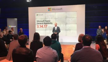 Microsoft Teams ratchets up Slack challenge, claims 200k organizations as customers one year after launch