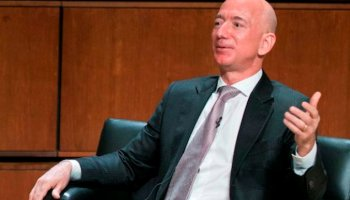 Hungry For Further Exploration Jeff Bezos Eats Iguana And Discusses