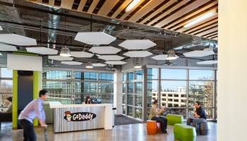 GoDaddy signs multiyear deal with Amazon Web Services for 'vast majority' of its computing infrastructure