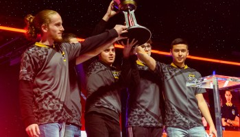 Scenes from the Halo World Championships: Defending champs fall in battle for $500k prize