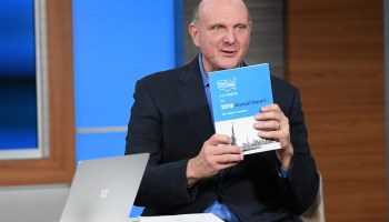 Podcast Preview: Numbers Geek with Steve Ballmer