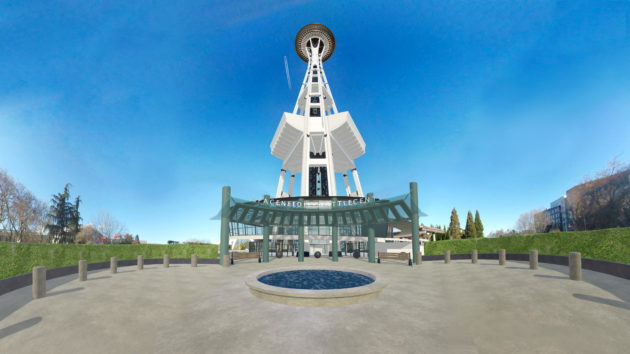 Space Needle VR