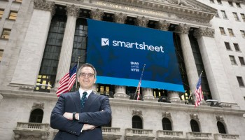 Smartsheet scoops up Seattle resource management startup 10,000ft, its 3rd acquisition