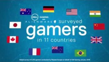 State of play: Dell-commissioned survey shows a widening, diverse audience for video games in 2018