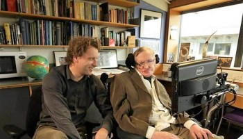 Hertog and Hawking
