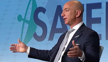 What Day Is It At Amazon Jeff Bezos Knows In This Photo From Inside