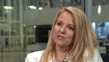 SpaceX President Gwynne Shotwell sees satellites as bigger market than rockets