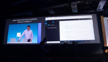Cortana and Alexa need better chemistry: Takeaways from the first public demo by Microsoft and Amazon