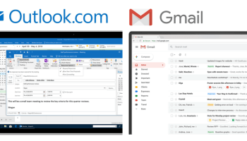 Webmail wars: Why Google and Microsoft are doubling down on their free email services and apps