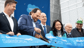 Salesforce posts 25 percent jump in Q1 revenue and raises full-year guidance