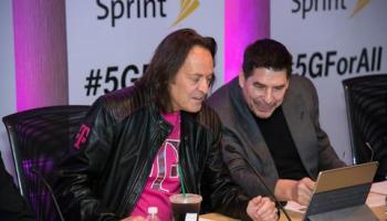 Former Trump campaign manager tied to lobbying firm hired by T-Mobile ahead of Sprint merger