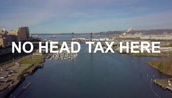 Tacoma courts Seattle tech companies and other businesses with 'No Head Tax Here' pitch