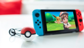 Gotta catch 'em all: New Pokémon games and a Poké Ball controller coming to Nintendo Switch