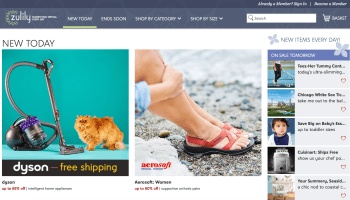 At least one retailer — online outlet zulily — is still willing to sign up for Amazon Web Services