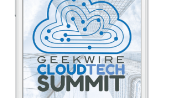 GeekWire Cloud Tech Summit: Event app released with full agenda, last chance for tickets