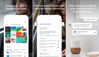 Google's new Podcasts app syncs with Home speakers via Assistant, one-upping Amazon Alexa