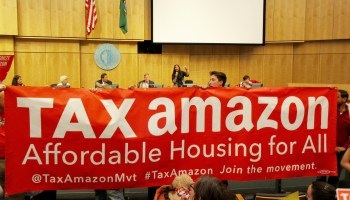 Amazon bid for business-friendly Seattle council withers as adversary makes surprise comeback