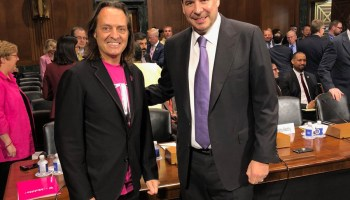 Sprint and T-Mobile make merger case to House committee, pledging to take on cable companies and accelerate 5G