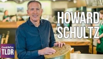 TLDR: Howard Schultz steps down as Starbucks chair, the state of bike share, new White House app uses Amazon Rekognition