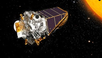 Kepler space telescope