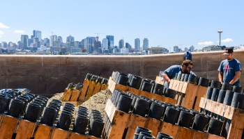Pyrotechnics pros wire 10,000 pounds of explosives for Seattle's big July 4 fireworks show