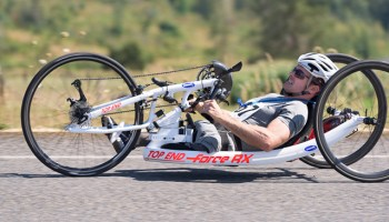 Geek of the Week: Travis Gaertner takes on a new sport in another push for Paralympic gold