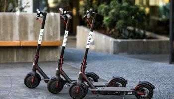Portland launches free-floating electric scooter share pilot with Bird and Skip