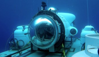 Cyclops 1 submersible
