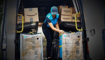 Amazon experiencing shipping delays amid busy holiday season and shift to one-day delivery