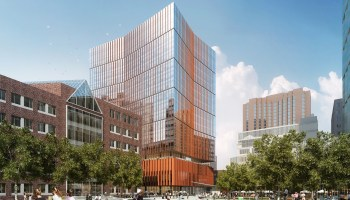 Boeing's Kendall Square building