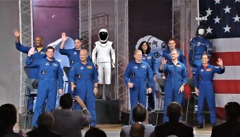 Space taxi crews